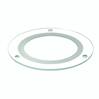 4'' LENS, CLR OUT,FROST CTR, 80 (104|NTG-4SPH-HC)
