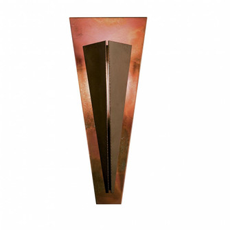 Tapered Angle Sconce (65|213256-SKT-07-CP)