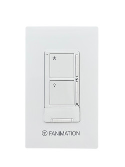 Wall Control - 3 Fan Speeds & CCT LT - White (90 WT503WH)