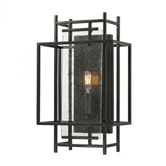Intersections 1 Light Wall Sconce In Oil Rubbed (91|14200/1)