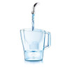 Aluna Cool Water Filter Jug and Cartridge, White