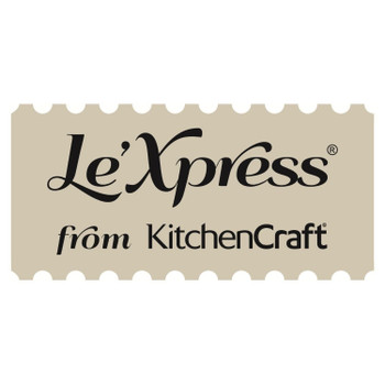Le'Xpress Italian Style 290ml Black Coloured Espresso Coffee Maker