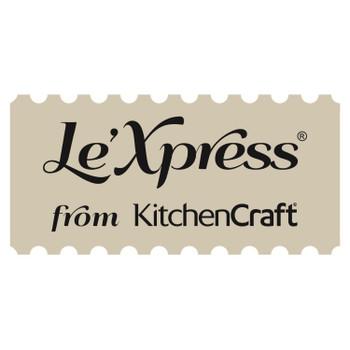 Le'Xpress Italian Style 290ml Black Coloured Espresso Coffee Maker