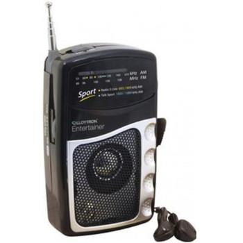 Entertainer AM/FM Personal Radio