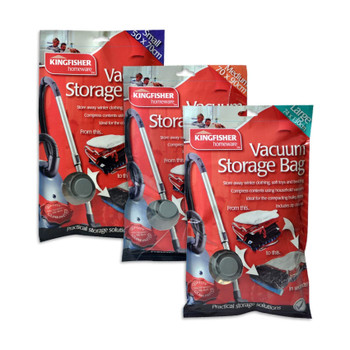 Kingfisher Vacuum Storage Bags