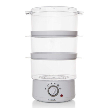 3-Tier Manual Food Steamer