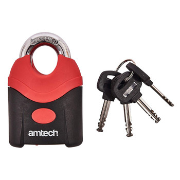 T0740 Heavy Duty Security Padlock, 70 mm