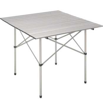 Folding Table Square Aluminium Leisure 70cm