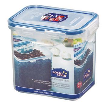 Lock and Lock Rectangular Plastic Food Container 850ml