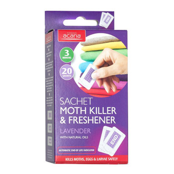 Acana Sachet Moth Killer and Freshener