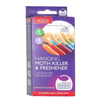 Acana Hanging Moth Killer and Freshener