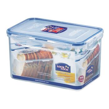 Lock and Lock Rectangular Plastic Food Container 1.9ltr