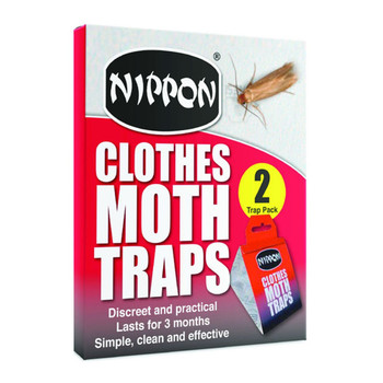 Nippon Clothes Moth Traps
