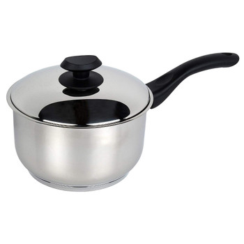 Stainless Steel Sauce Pans 18cm