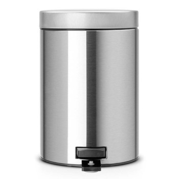 Kingfisher Stainless Steel Pedal bin