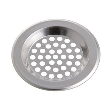 Chef Aid Mini Stainless Steel 40mm Hole Diameter Sink Plug Strainer