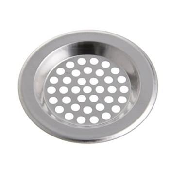 Chef Aid Mini Stainless Steel 40mm Hole Diameter Sink Plug Strainer