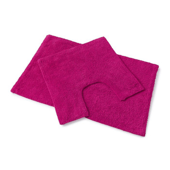 Bath Mat Set 100%  Cotton Soft and Absorbent