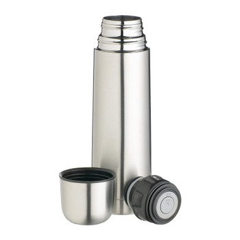 MasterClass Vacuum Flask, Stainless Steel, 500 ml (17.5 fl oz)
