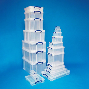 Plastic Storage Boxes With Clip Lock Lid