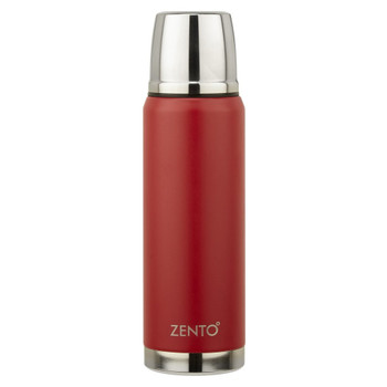Zento Torpedo Flask 500ml Red