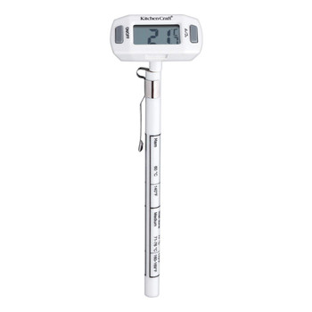 Kitchen craft Digital Meat Thermometer Probe with Protective Cover