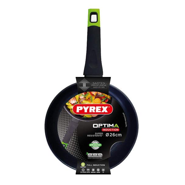 Frying Pans Forged Alum Optima, Black 28 CM