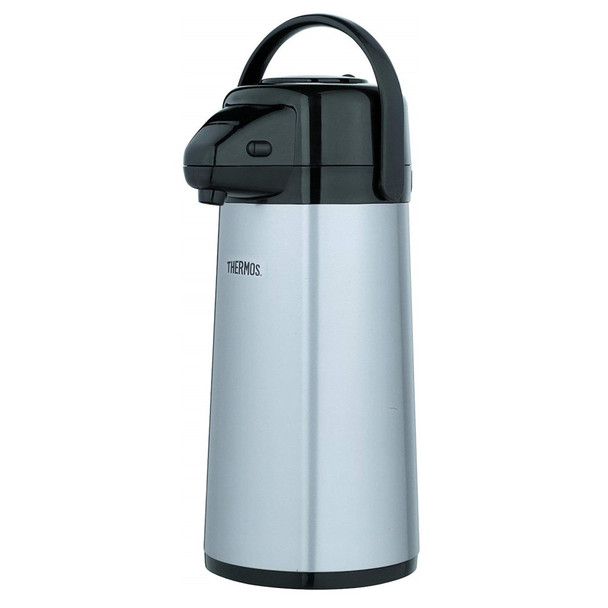 Thermos Lever Action Pump Pot Flask, 2.5 L