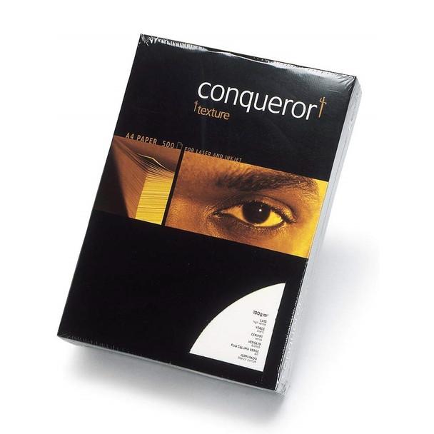 Conqueror Laid Texture Vellum Paper A4 500pc