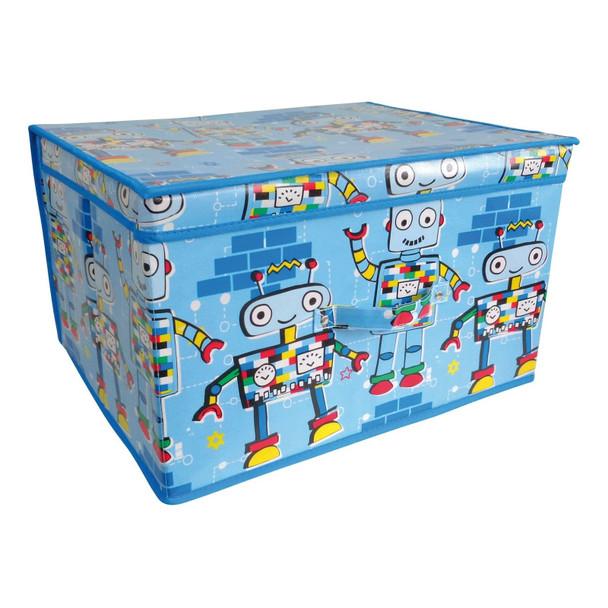 Jumbo Storage Box Folding With Handles