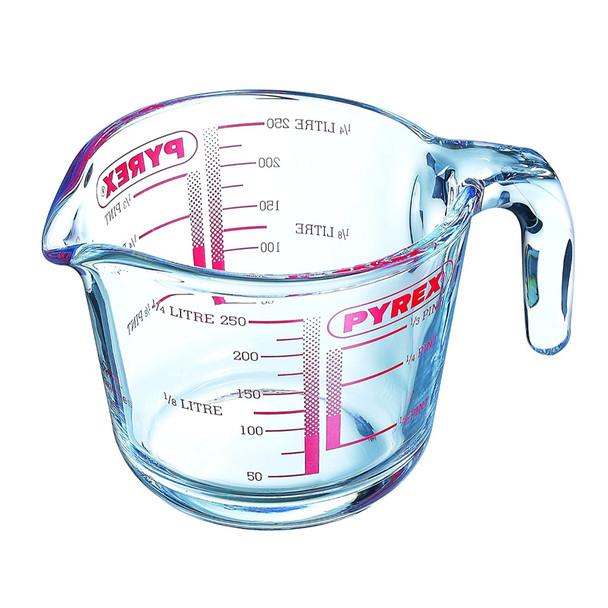 Pyrex Measuring jug 0.5-1litre