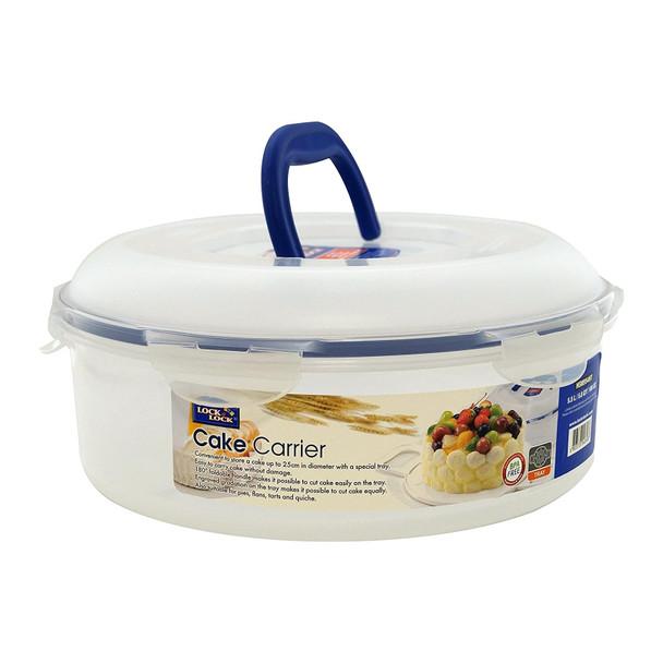 Lock & Lock Round Cake Box 5.5 Litre