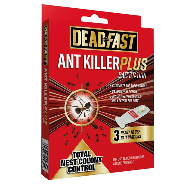 Ant Killer Bait Station