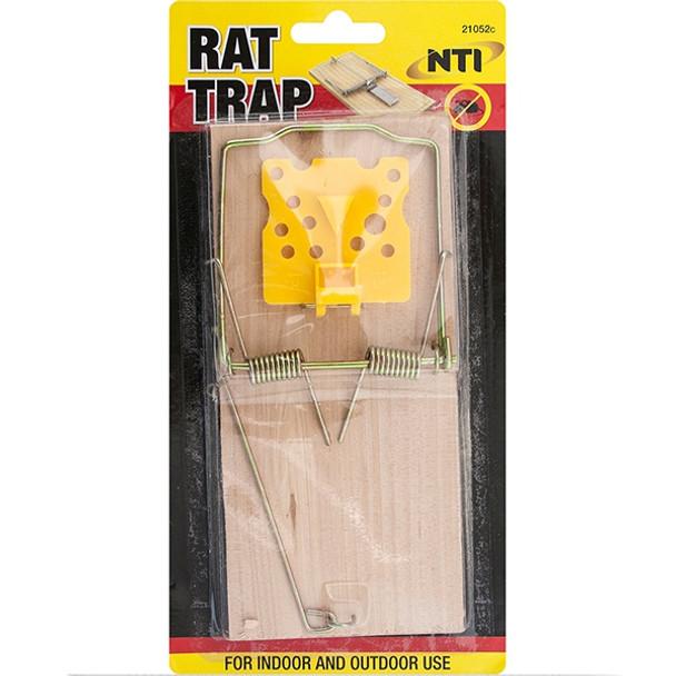NTI Wooden Rat Trap