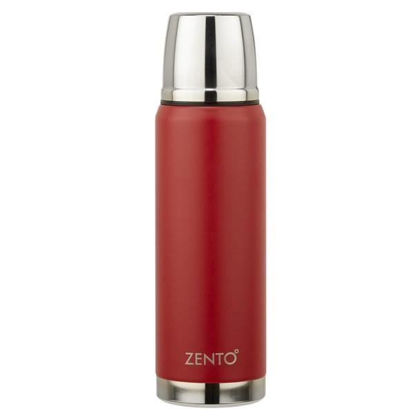 Zento Torpedo Flask 500ml Red