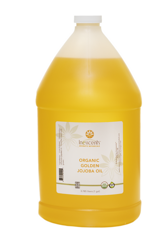 Organic Golden Jojoba Oil - Bulk