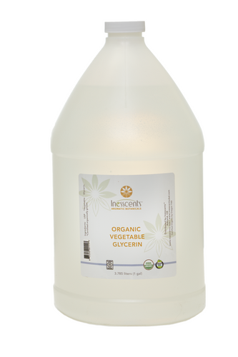 Organic Vegetable Glycerin - Bulk