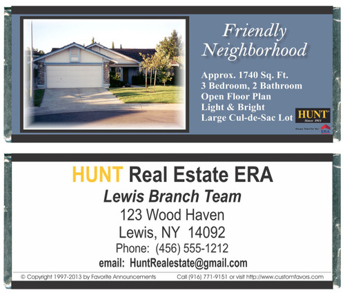 [W348] Real Estate Photo Wrappers - Front and Back