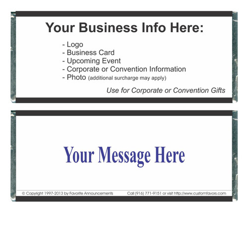 [W467] Customer Design Wrappers - Front and Back