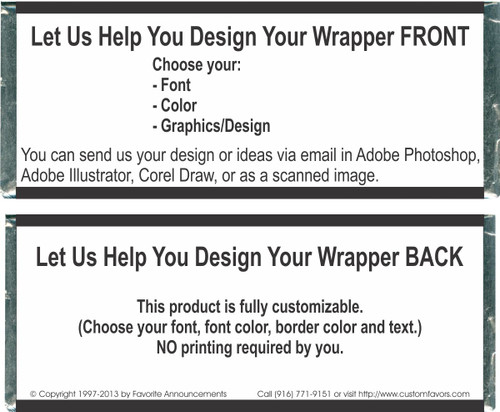 [W00] Generic Wrapper Wrappers - Front and Back