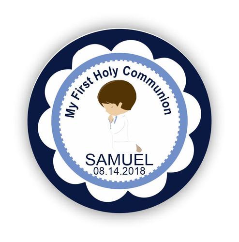 [RR18] Praying Boy Communion