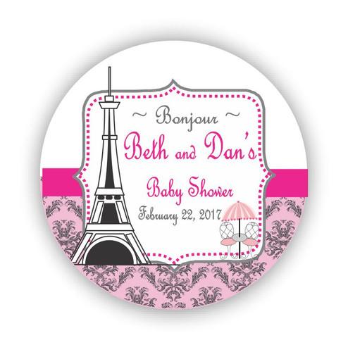 [RS03] Paris Theme Shower
