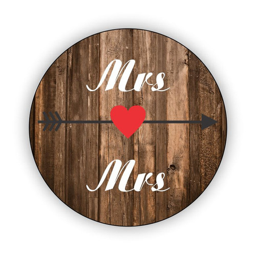 [RW37] Mrs and Mrs Wood Rustic Background