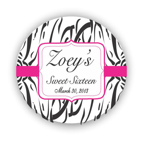 [RB05] Zebra Birthday
