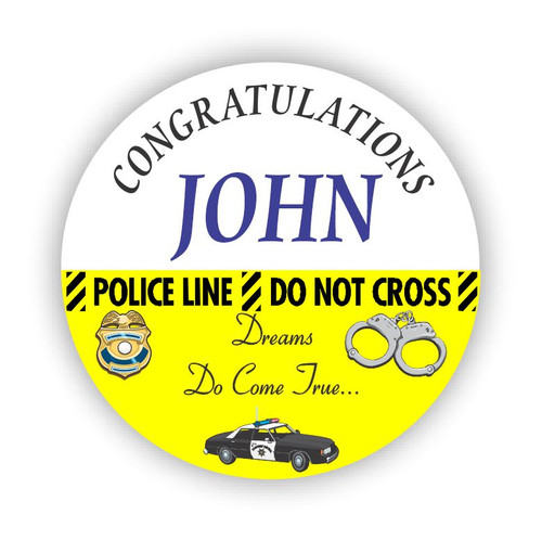 [RG05] Police Graduation