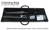 Teardrop Flag Large 11.2 ft Double Sided