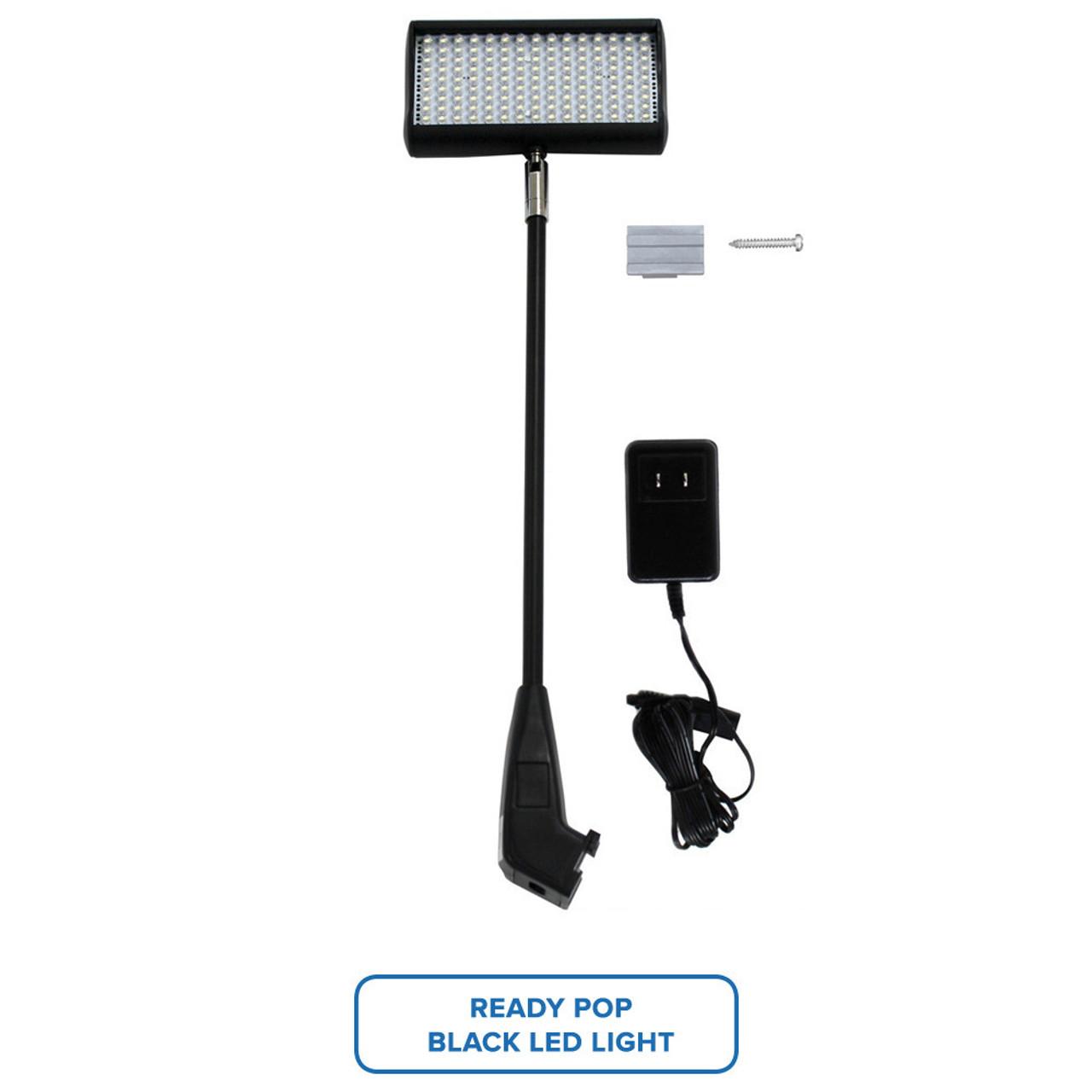 Black LED light RPL