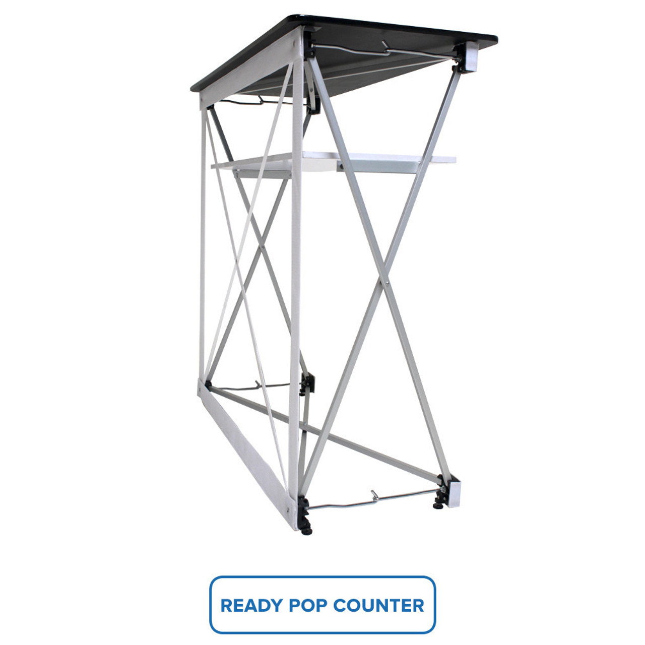 Ready Pop Counter Frame View