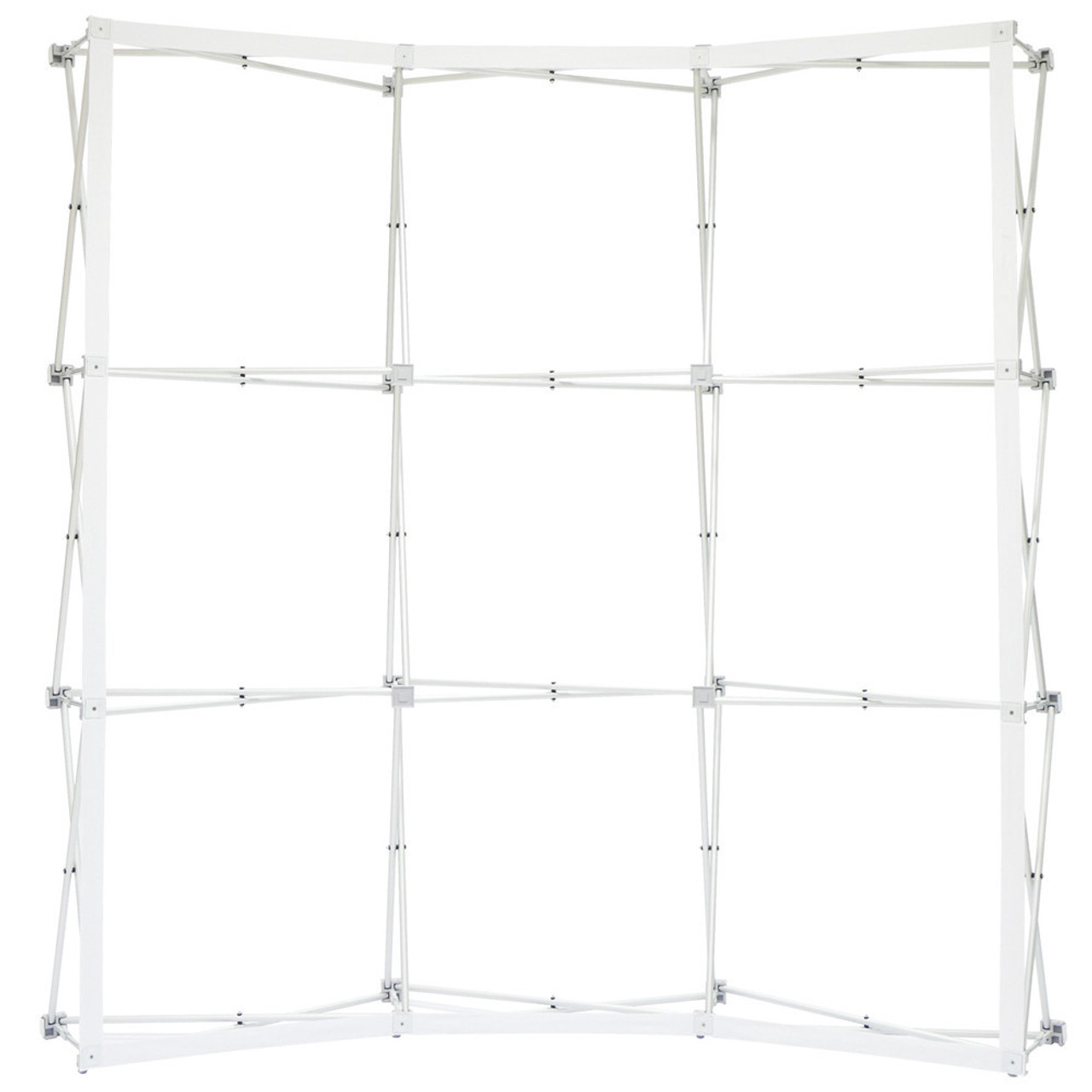 Frame of curved 8 ft RPL