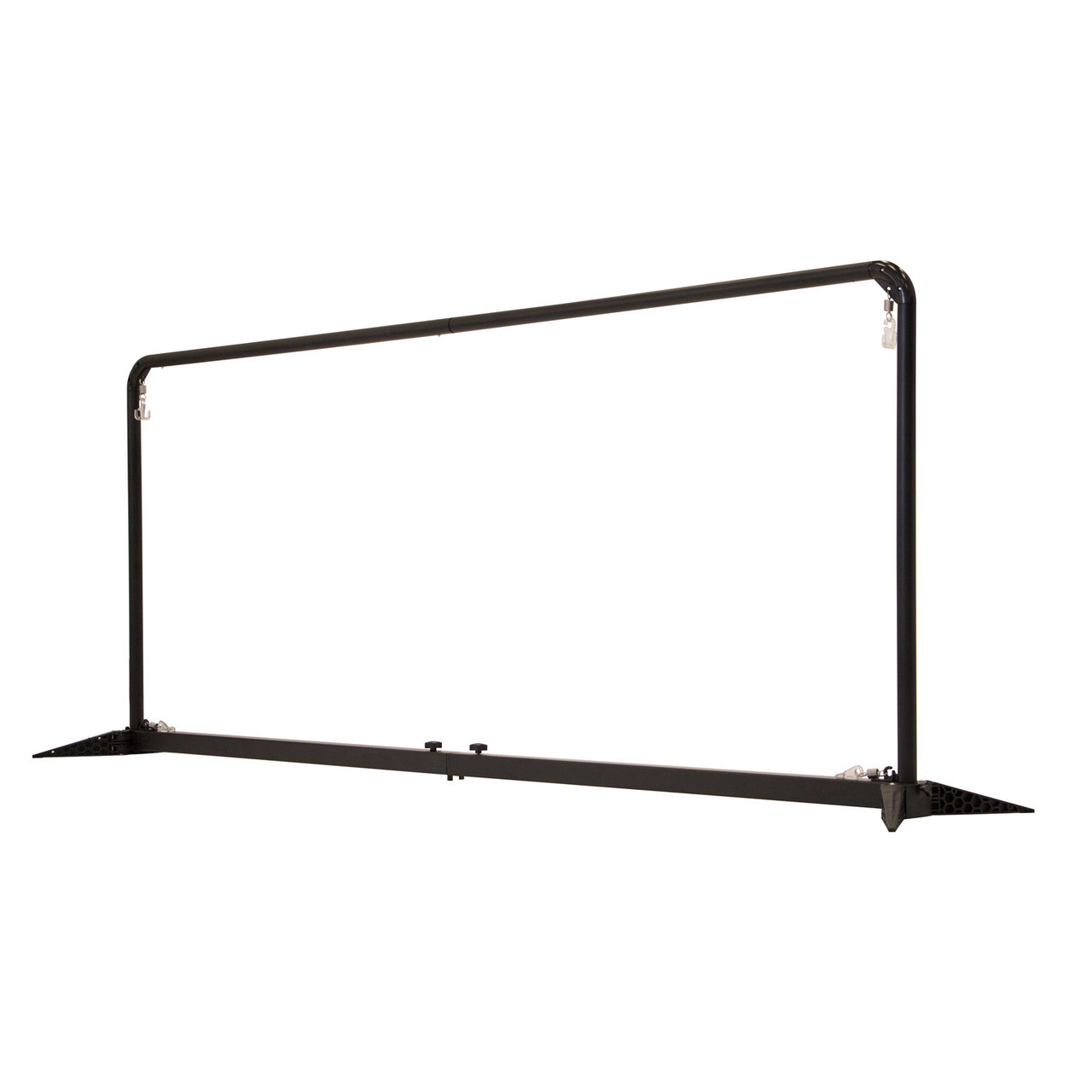 7' FrameWorx Barrier Hardware Angled View